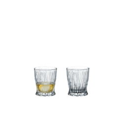 Lot de 2 verres Fire Whisky...